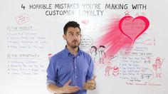 4 HORRIBLE MISTAKES YOU'RE MAKING WITH CUSTOMER LOYALTY