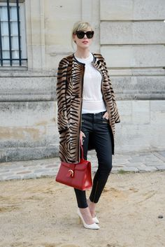 This Is It — 500 Paris Fashion Week Street Snaps You Have to See