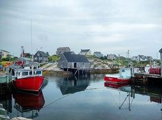 From @liv.mcdonald - | Peggy's Cove, one of my favourite places in Nova Scotia⚓️Day trip with @amyfray and @masoncait| • • • •…