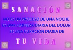 Sanación es la curación diria de tu Vida Chakras, Reiki, Decir No, Frases, Daily Cleaning, Affirmations, Spirituality, Grief, Life