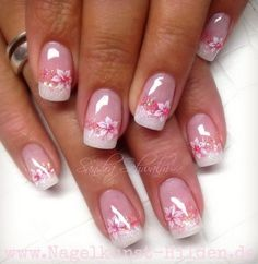 www.pristine-cosm… www.pristine-cosm… Related Beautiful Pink Nail Designs That Are Suitable for The Winter of 201940 Gorgeous Fall Nail Art Ideas To Try This Natural Summer Nails Design für kurze quadratische Nägel -. French Nails, French Manicure Nails, Pedicure Nail Art, French Pedicure, Pink Pedicure, Bridal Nails Designs, Pedicure Designs, French Nail Designs, Nail Art Designs