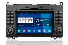 Cool Mercedes: S160 Android 4.4.4 CAR DVD player FOR MERCEDES-BENZ Viano/Vito/Sprinter car audi...  Car Video Players Check more at http://24car.top/2017/2017/04/24/mercedes-s160-android-4-4-4-car-dvd-player-for-mercedes-benz-vianovitosprinter-car-audi-car-video-players/