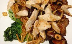 """Salteado asiático del """"método del plato"""""""
