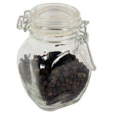 4 oz. Glass Spice Jar