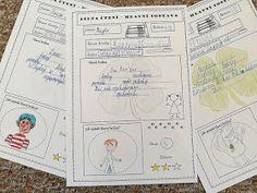 Školní hrátky: Šílené září Naha, Bullet Journal, Literatura