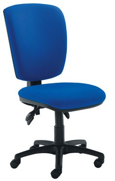 Notion Deluxe #deluxe #chair #bluechair #officefurniture