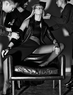 'The Super Eight' By Steven Klein For L'Officiel Singapore March2015 - 3 Sensual Fashion Editorials | Art Exhibits - Women's Fashion & Lifestyle News From Anne of Carversville