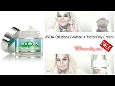 Solutions Balance + Matte Mattifying Day Cream SPF15 | AVON - http://47beauty.com/solutions-balance-matte-mattifying-day-cream-spf15-avon/ https://www.avon.com/category/holiday?rep=valtimus   Video Rating:  / 5[/random]