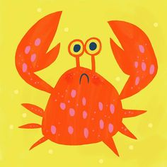 """Don't be """"crabby"""" this weekend when you realize you missed out on a FREE CARD…"""