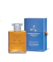 Aromatherapy associates Bath & Shower Oil