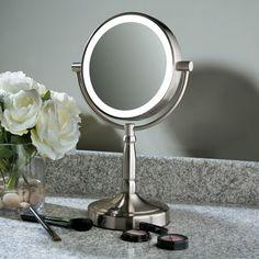 LED Cordless 1X/10X Vanity Mirror $70