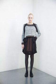 Le Moine Tricote à Paris
