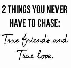 Tue friends, true love