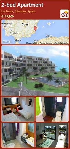 2-bed Apartment in La Zenia, Alicante, Spain ►€119,900 #PropertyForSaleInSpain