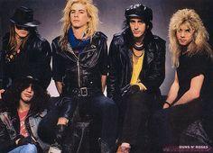 Guns N Roses (Appetite For Destruction Line Up)