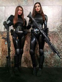 Shadow Troopers cosplay