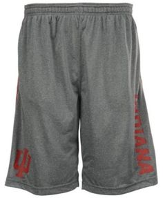 Knights Apparel Men's Indiana Hoosiers All Day Shorts