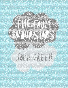 the fault in our stars ~john green