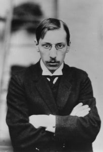 "The Lost Generation in 1920s Paris: Igor Stravinsky, composer. ""Sarah & Gerald,"" a novel of Paris in the 1920s, by Christopher Geoffrey McPherson."