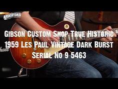 Top Shelf Guitars - Gibson True Historic 1959 Les Paul Vintage Dark Burst Serial No 9 5463 - Tronnixx in Stock - http://www.amazon.com/dp/B015MQEF2K - http://audio.tronnixx.com/uncategorized/top-shelf-guitars-gibson-true-historic-1959-les-paul-vintage-dark-burst-serial-no-9-5463/