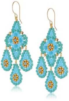Miguel Ases Turquoise Classic Chandelier Drop Earrings Miguel Ases http://www.amazon.com/dp/B00CTJQELY/ref=cm_sw_r_pi_dp_DuJ3tb1D65TAPSE0