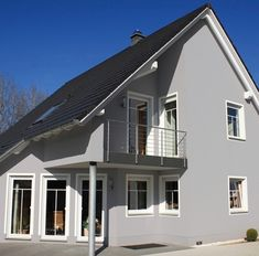 Graue Fassade farbe warmes grau hausfassade warmes grau grau und