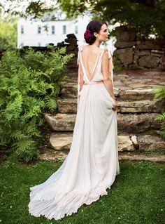 Tendance Robe du mariée 2017/2018  Samuelle Couture wedding dress