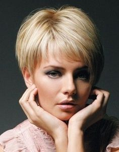 Plus Size Short Hairstyles for Women Over 50 - Bing Images #ShortHairStyles