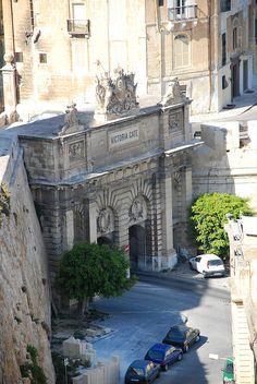 Upper Barracca Garden Valletta MALTA by whc7294, via Flickr