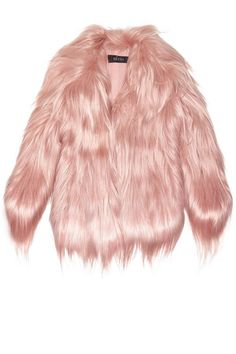 Gucci Goat Hair Coat - Shop more holiday chic furs at ShopBAZAAR.com http://www.harpersbazaar.com/fashion/real-fur-jackets-and-vests