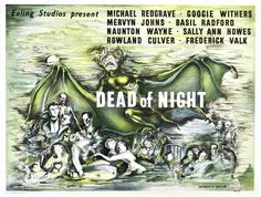 Dead of Night and The Uninvited are classics of the supernatural. Description from hubpages.com. I searched for this on bing.com/images