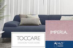 Poťahová látka IMPERIA - TOCCARE Couch, Furniture, Home Decor, Homemade Home Decor, Sofa, Sofas, Home Furnishings, Interior Design, Couches