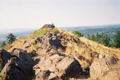 Spencer Butte Trail