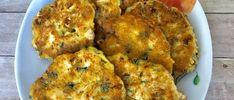 Siekane kotleciki z kurczaka i cukinii - Blog z apetytem Tasty, Yummy Food, Tortellini, Tandoori Chicken, Cauliflower, Hamburger, Dinner, Vegetables, Ethnic Recipes