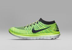 on sale 67f1f a9589 The Nike Free RN Motion Flyknit Takes Free Technology Even Further. The  most natural ride