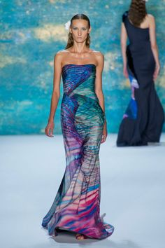 Monique Lhuillier Spring 2013 NY | Keep the Glamour | BeStayBeautiful