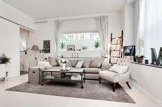 Mieszkanie w ciepłych barwach | Bajkowe Wnętrza