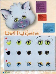 .cat eyes