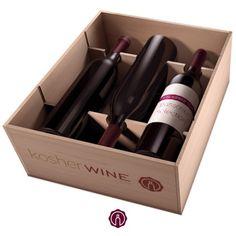 Damaged Label Mystery Wine Case