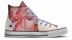 Ziggy Stardust Converse