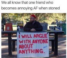 Tag Your Fried who is like this only. #PotValetSantaBarbara #Marijuana #Cannabis #PotValet #California #MedicalMarijuana #MarijuanaMovement