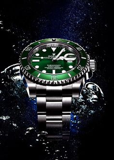 "Rolex ""Incredible Hulk"""