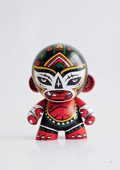 South African artist Sindiso Nyoni - an african munny, I love it !!!!