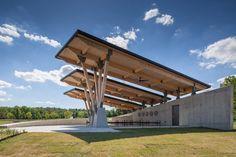 Fennell Purifoy Architects - Arkansas State Veterans Cemetery - Birdeye, Arkansas