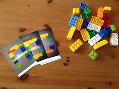 http://whattodowiththechildren.com/2013/01/08/letterpattern-recognition-with-duplo/