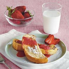 French Toast Soldiers | CookingLight.com
