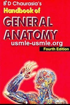 Download BD Chaurasia's Handbook of General Anatomy, 4th Edition Visit (MedBooksPDF) NOW #telegram https://t.me/freemedicalbooks