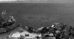 NASA - NASA Curiosity Mars Rover Installing Smarts for Driving
