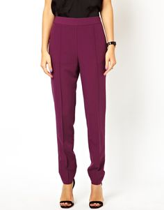 High Waisted Pants from ASOS [only $39]