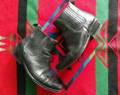 Mira este artículo en mi tienda de Etsy: https://www.etsy.com/listing/269172907/botinas-ankle-boots-for-cowgirls-and